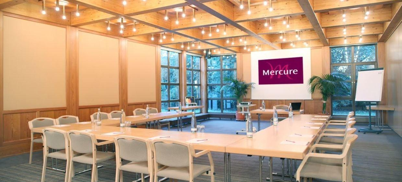 Mercure Hotel Offenburg am Messeplatz 5