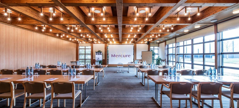 Mercure Hotel Offenburg am Messeplatz 1