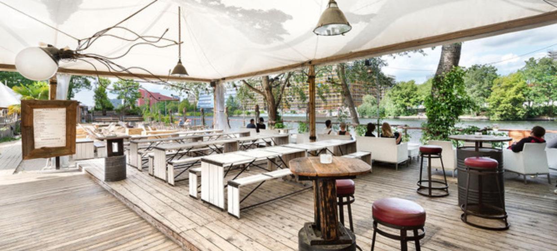 SAGE Restaurant und Beach 17