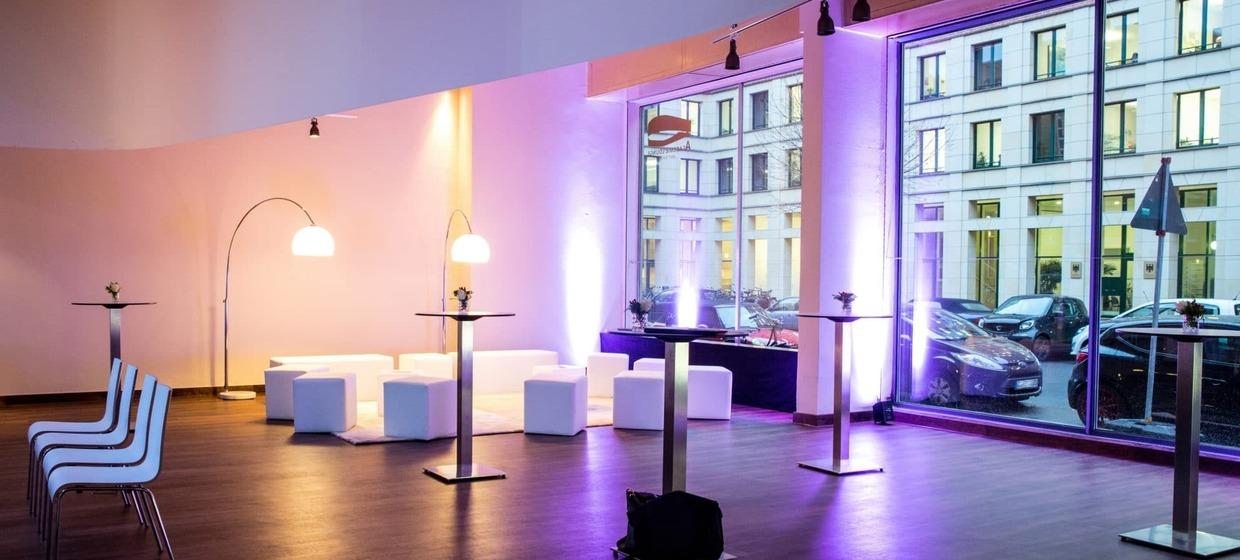 Academie Lounge - 360° Eventlocation 2