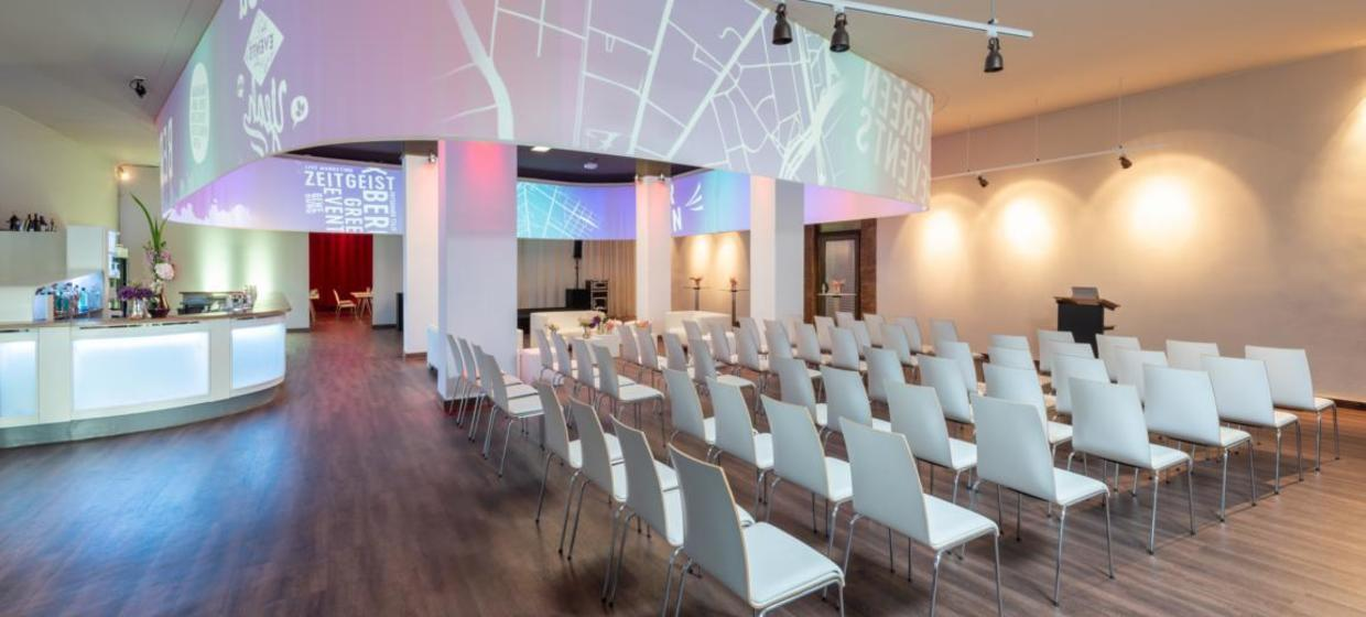 Academie Lounge - 360° Eventlocation 5