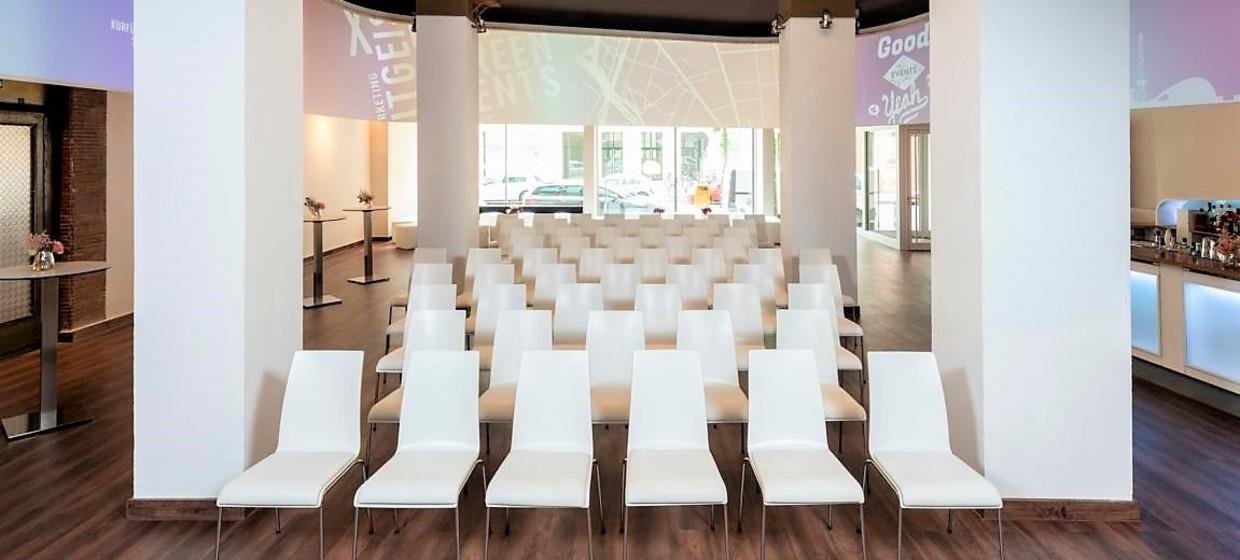 Academie Lounge - 360° Eventlocation 1