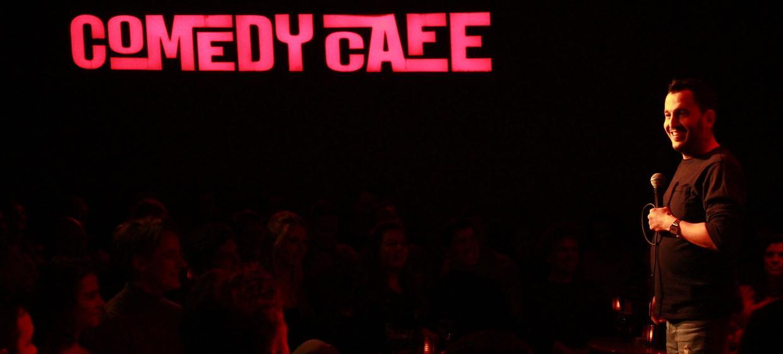 Comedy Café Amsterdam 1