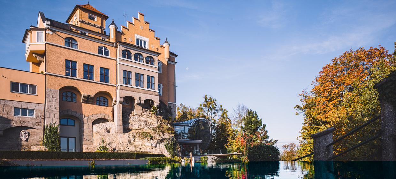 Hotel Schloss Mönchstein*****s 2