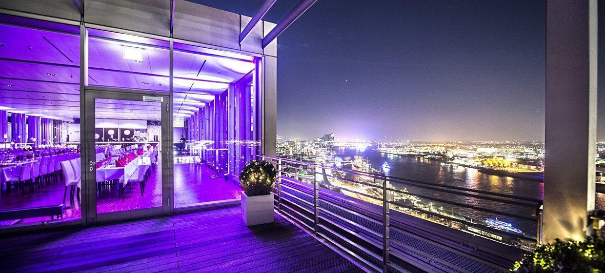Penthouse Elb-Panorama 1