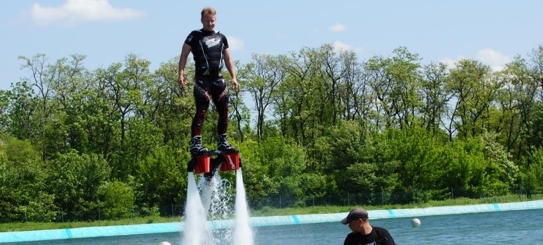 Jetski + Flyboard 5