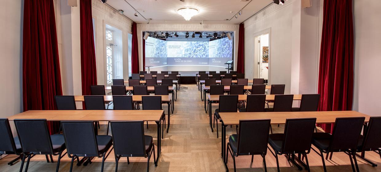 Theater im Zimmer - Villa für Events 5
