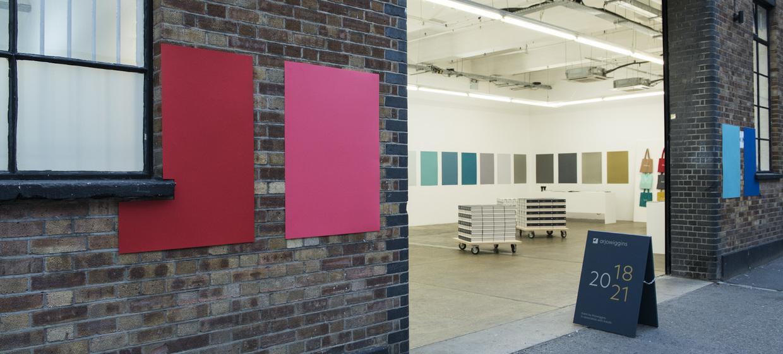 Four Flexible Blank Canvas Event Studios 8