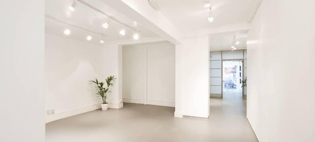 Blank Canvas Space in London's West End 1
