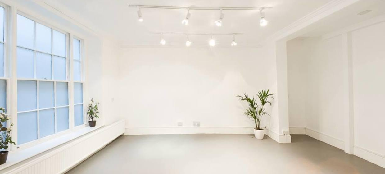 Blank Canvas Space in London's West End 2