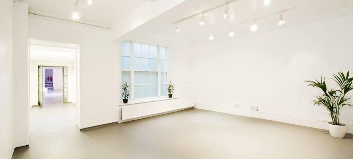 Blank Canvas Space in London's West End 3