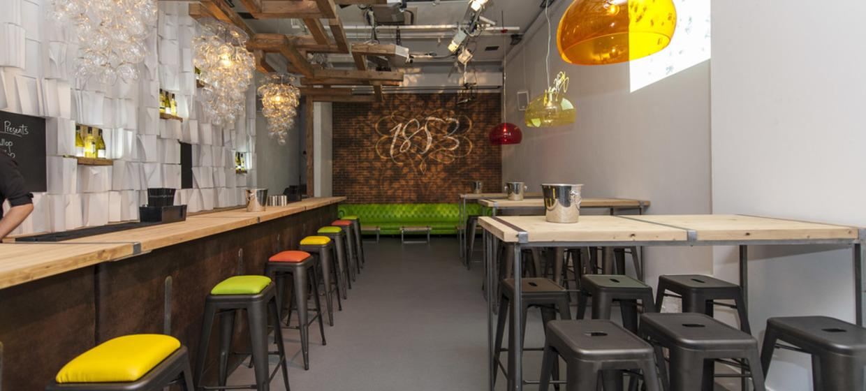 Blank Canvas Space in London's West End 6