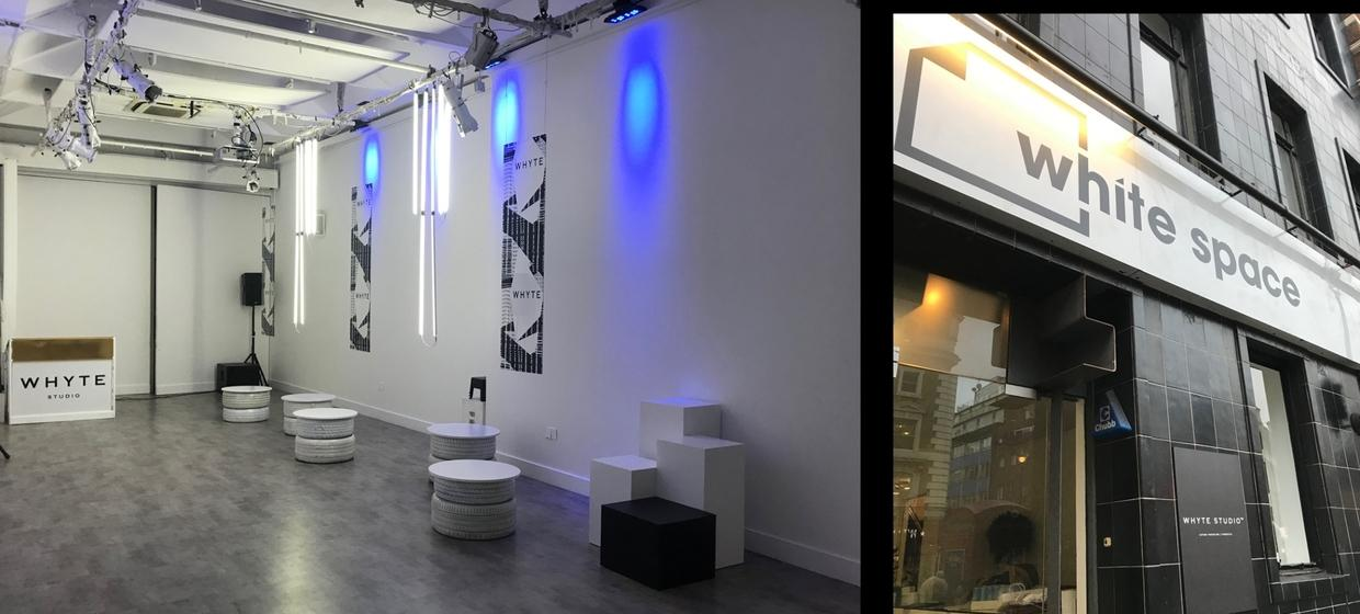 Blank Canvas Space in London's West End 7