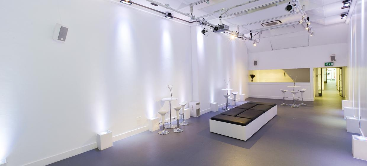 Blank Canvas Space in London's West End 30