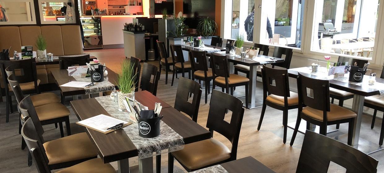 Nordpark Cafe 9