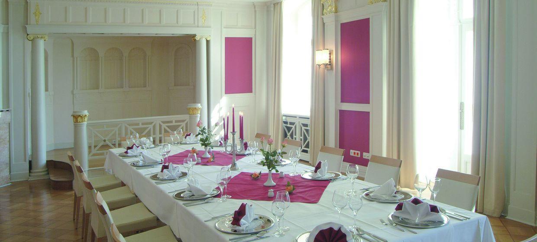 Hotel Schloss Schweinsburg 8