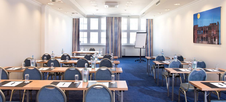 Wyndham Garden Berlin Mitte Hotel 7