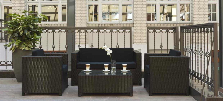 Wyndham Garden Berlin Mitte Hotel 4