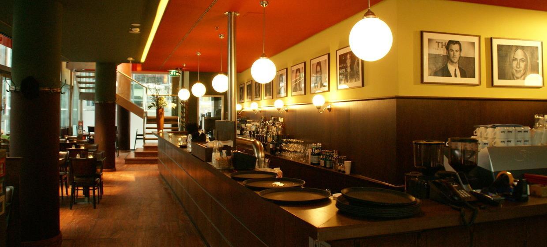 Historischer Frühstückssaal 17