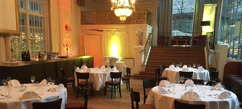 Historischer Frühstückssaal 18