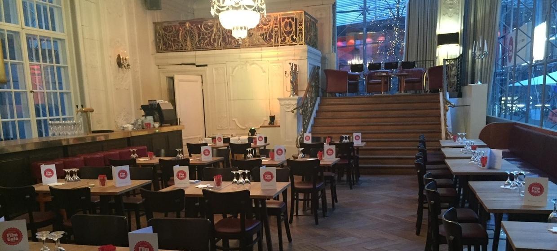 Historischer Frühstückssaal 20