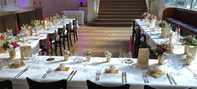 Historischer Frühstückssaal 10