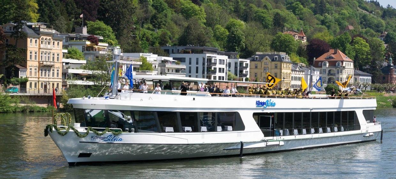 Weisse Flotte - Königin Silvia 1