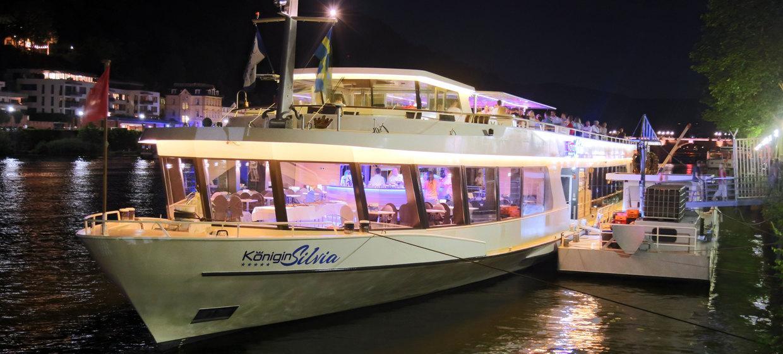 Weisse Flotte - Königin Silvia 7