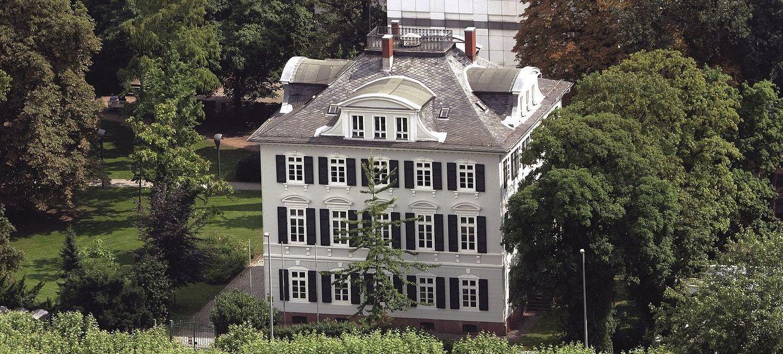 Historische Villa Metzler 12