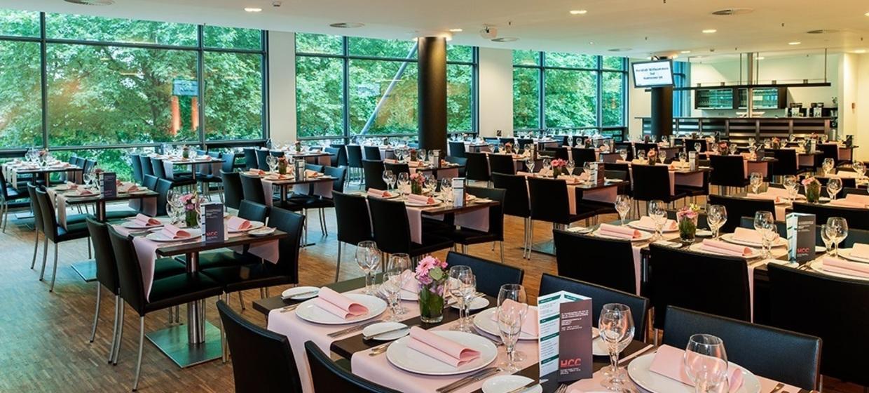 Hannover Congress Centrum & Congress Hotel am Stadtpark 8