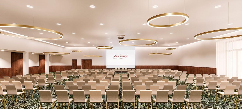 Mövenpick Hotel Stuttgart Messe & Congress 1