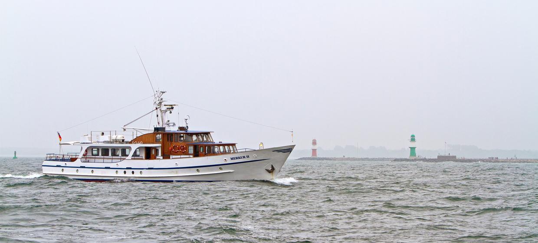 """Motoryacht """"Merkur II"""" 12"""