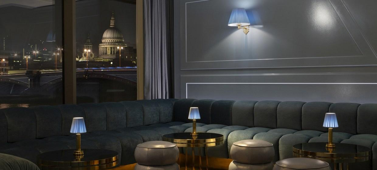 Luxuriously Designed Event Spaces on the Bank of the River Thames 6