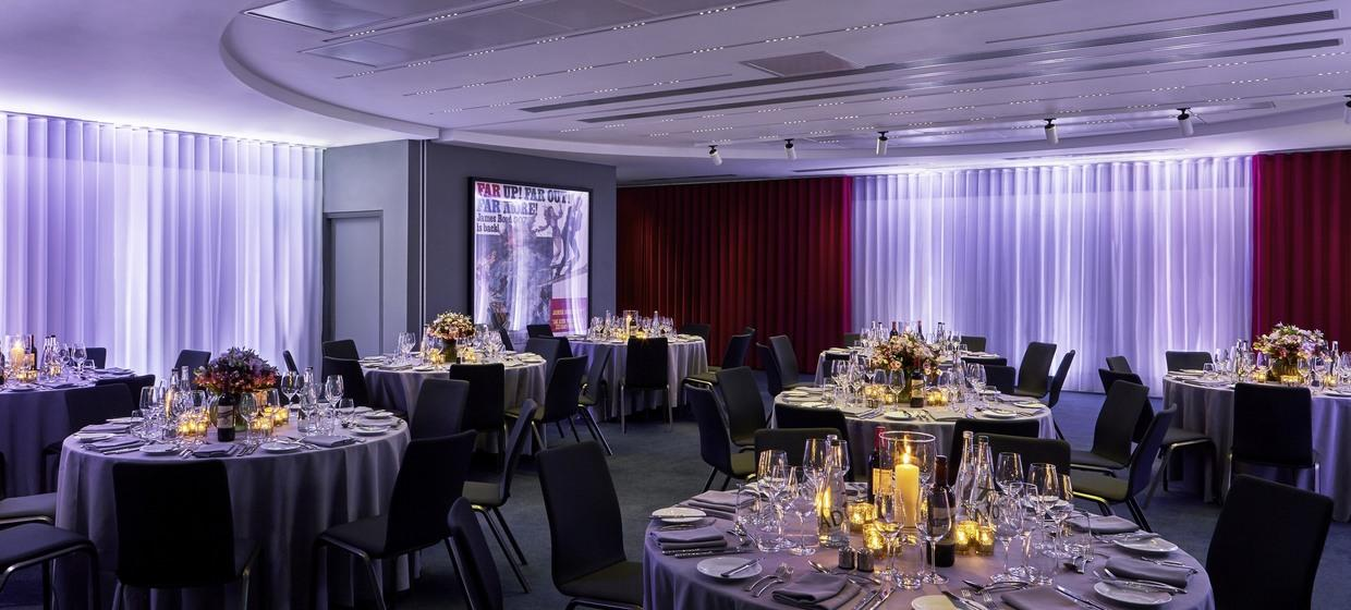 Luxuriously Designed Event Spaces on the Bank of the River Thames 5
