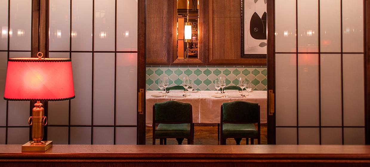 A Glamorous Restaurant with Private Dining Spaces 3
