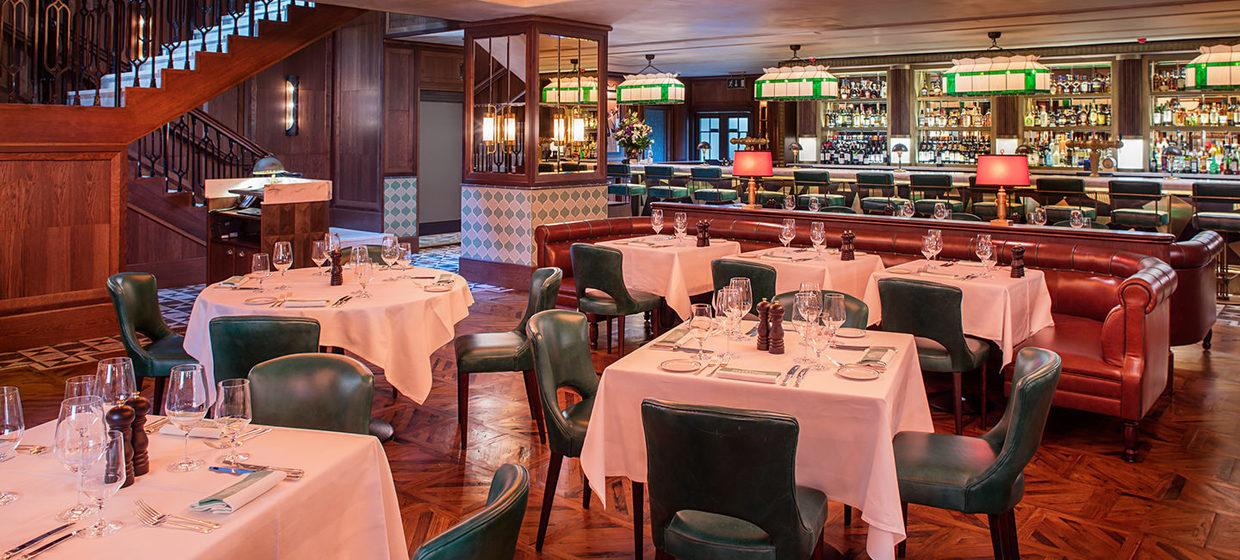 A Glamorous Restaurant with Private Dining Spaces 4