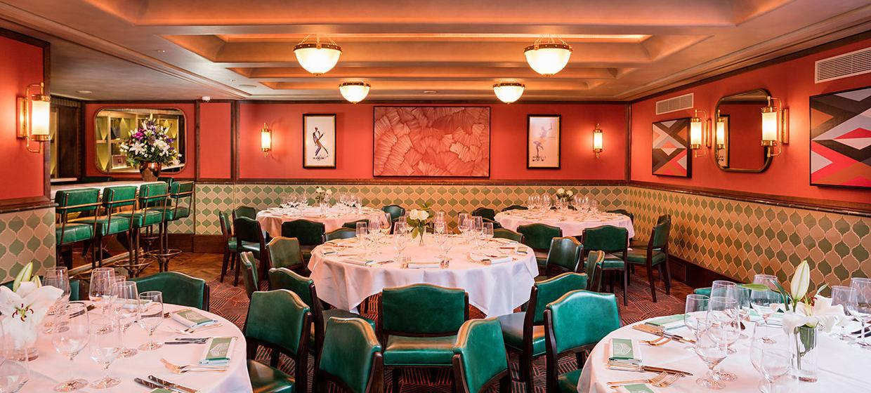A Glamorous Restaurant with Private Dining Spaces 1