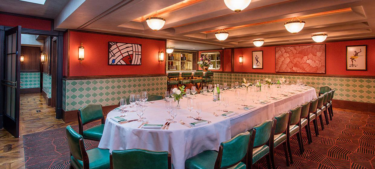 A Glamorous Restaurant with Private Dining Spaces 5