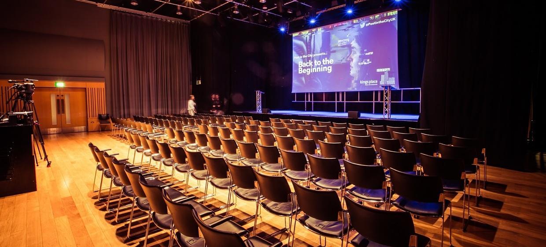 A Contemporary Purpose Built Events Venue  1