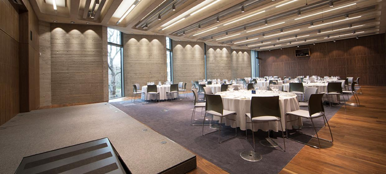 A State of the Art Venue Designed for Events  12