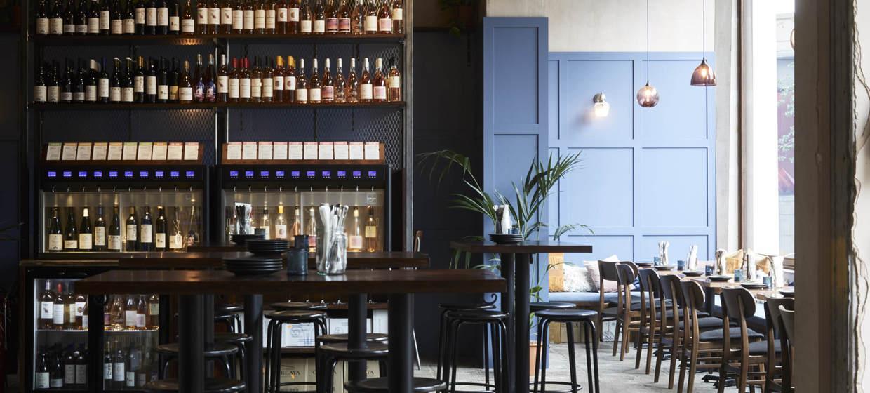 A Canal Side Wine Bar 1