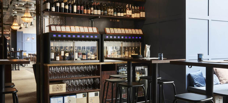 A Canal Side Wine Bar 3