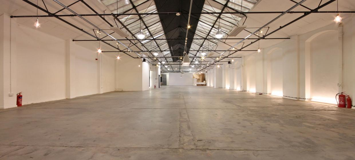 A High Spec Blank Canvas Warehouse Space  1