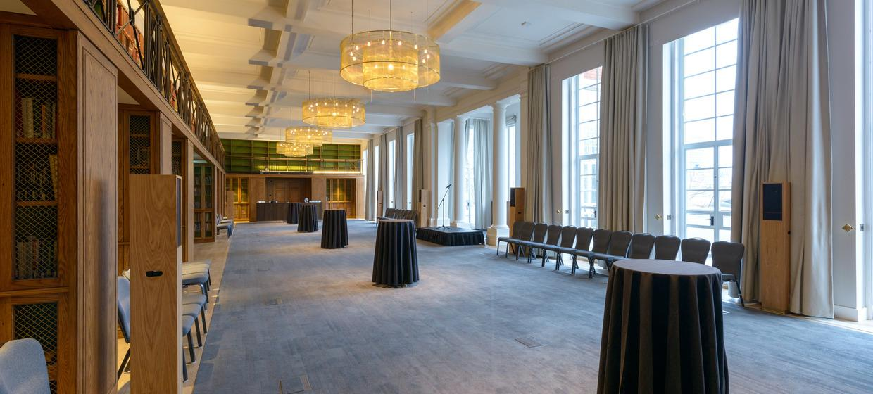 A Historic Riverside Venue with Multiple Contemporary Event Spaces  6