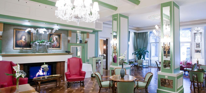 Hotel Europäischer Hof Heidelberg 8