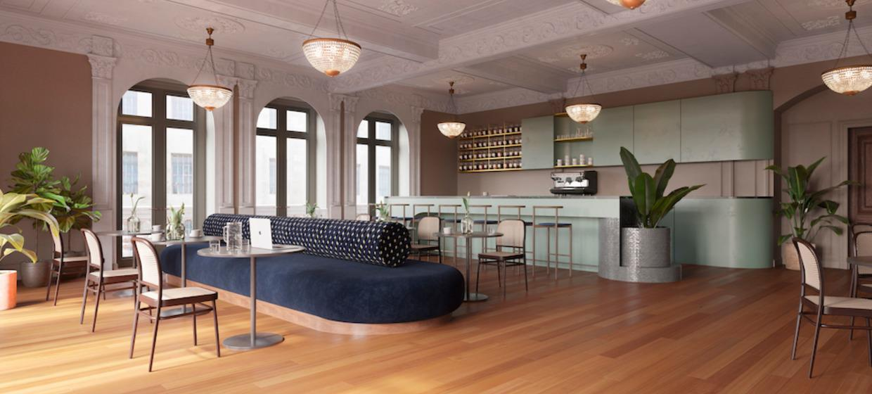 Stylish Meeting spaces in Westminster  1