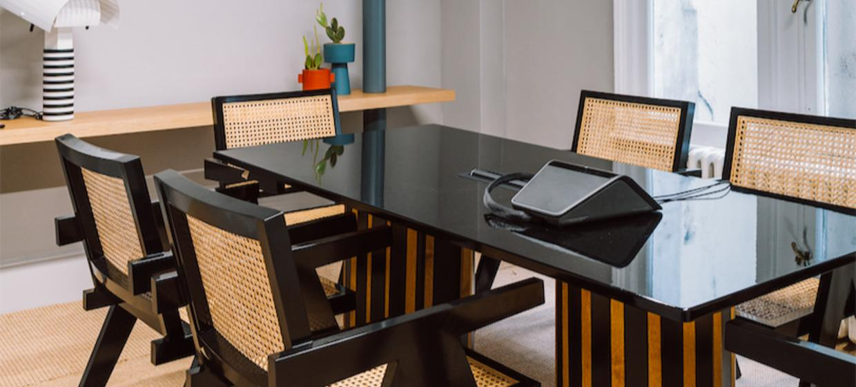 Stylish Meeting spaces in Westminster  3