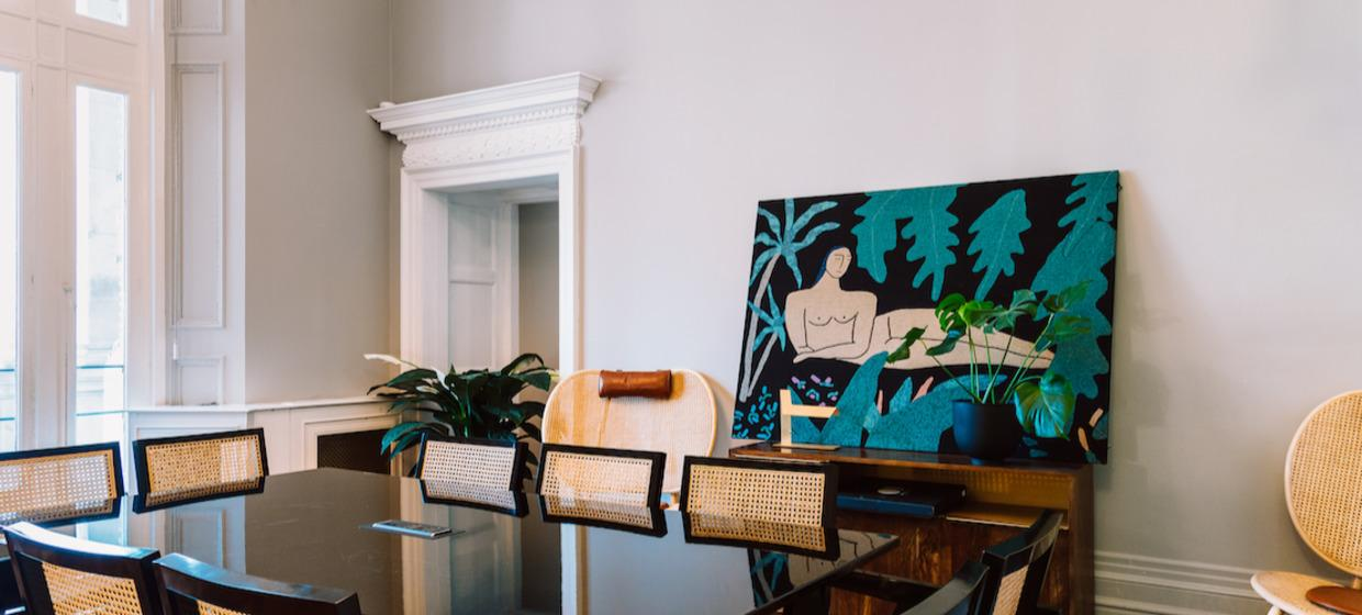 Stylish Meeting spaces in Westminster  2