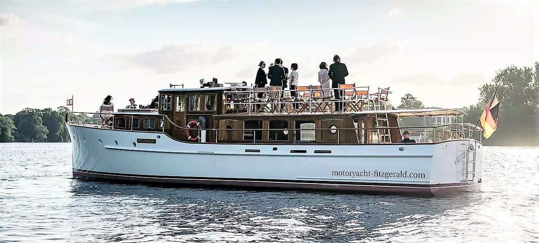 Motoryacht Fitzgerald 2