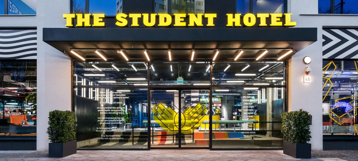 The Student Hotel Berlin 19